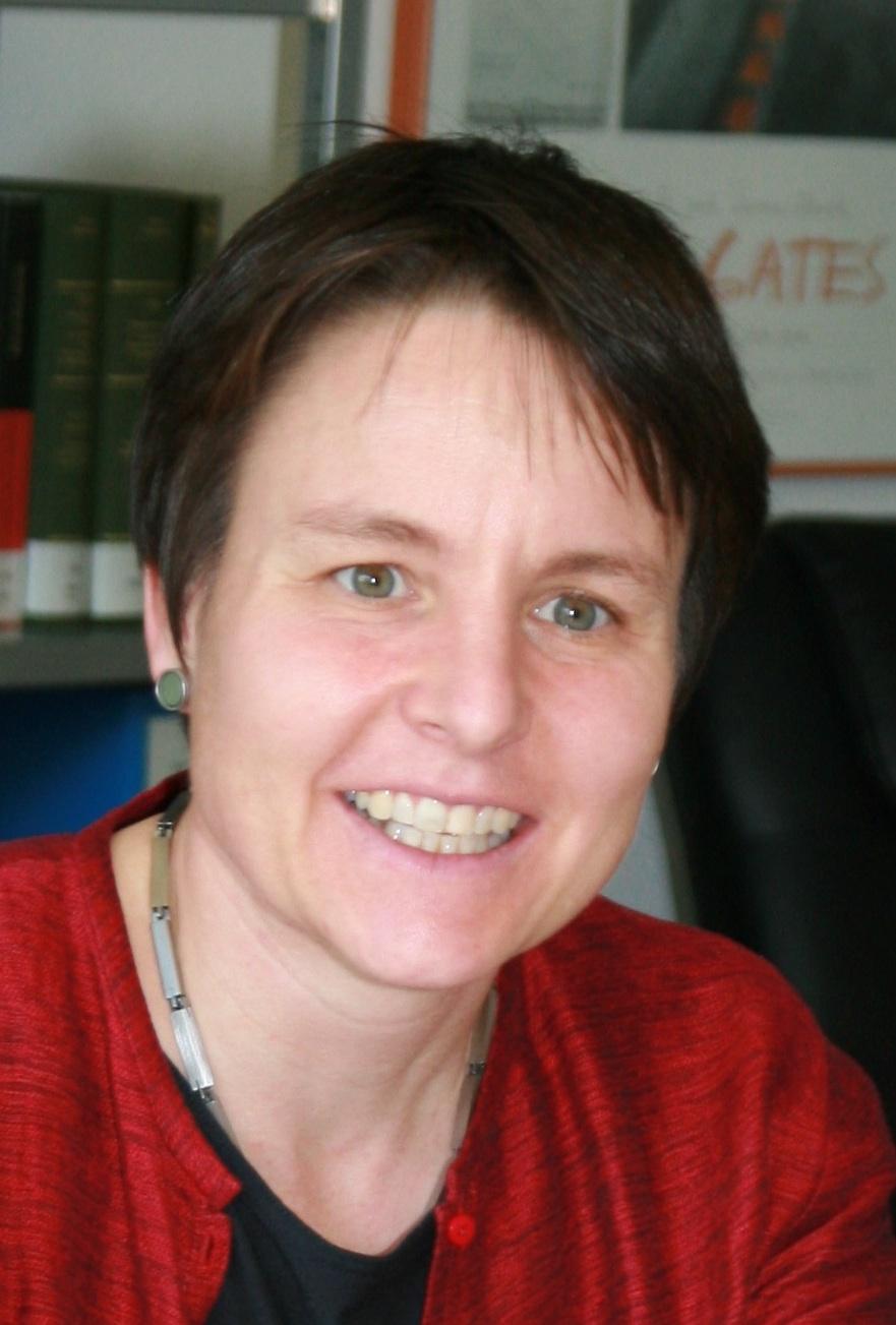 Prof. Dr. Susan Emmenegger